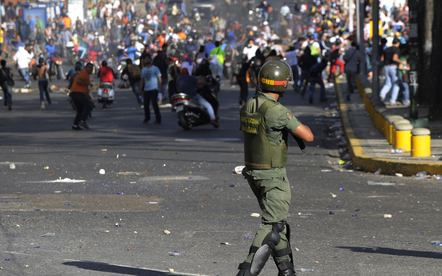 The Characters Of An Uprising Who S Who In The Venezuelan Crisis