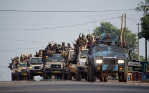 Chad to withdraw troops (MIGUEL MEDINA/AFP/GETTY IMAGES)