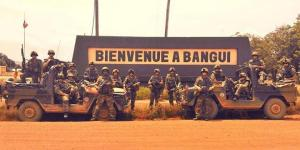 French troops in Bangui (AFP)