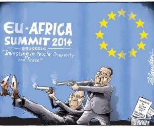 EU-Africa Summit 2014 (Brandan)